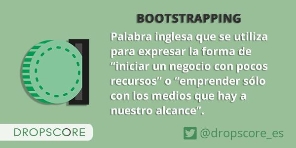 Concepto de bootstrapping