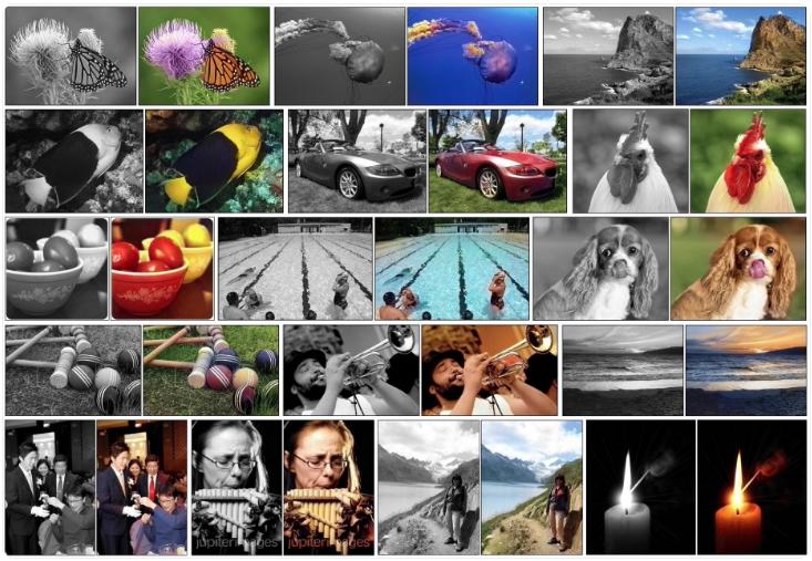 Aplicaciones de las redes neuronales artificiales para colorear imágenes en blanco y negro de manera automática